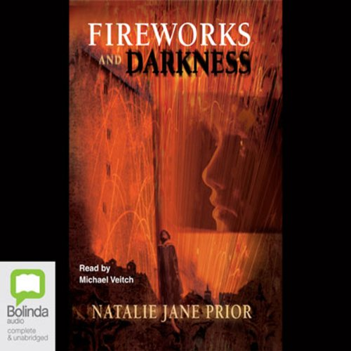 Fireworks and Darkness audiobook cover art