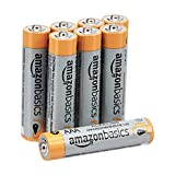 AmazonBasics AAA 1.5 Volt Performance Alkaline Batteries - Pack of 8