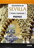 Peones, Ayuntamiento de Sevilla. Temario y cuestionarios