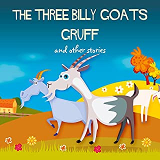 The Three Billy Goats Gruff and Other Stories copertina