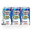 Regina Thirst Pockets Kitchen Roll, 6 Rolls