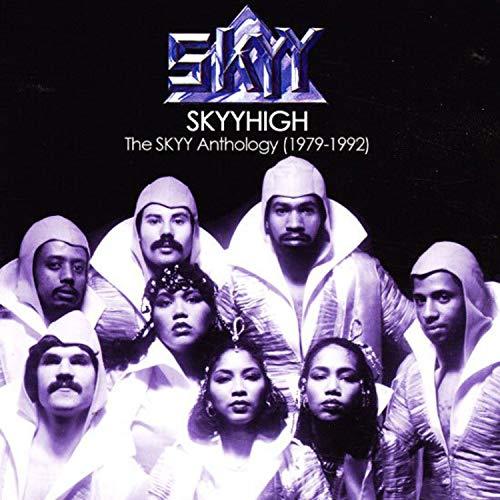 Skyhigh-the Skyy 2cd Anthology 1984-1997
