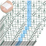 50 Pieces Waterproof Shower Patch Adhesive Bandage...