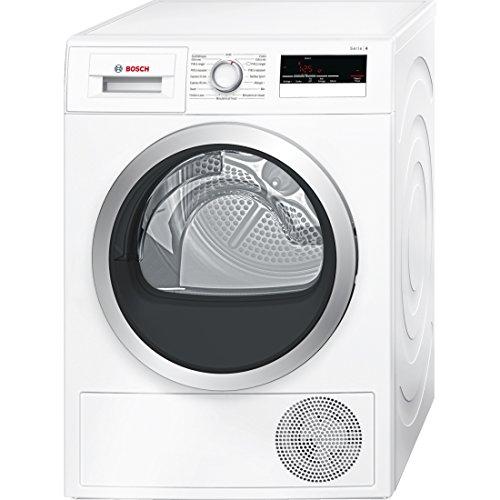 Bosch Serie 4 WTN85200FF Autonome Charge avant 7kg B Blanc sèche-linge - Sèche-linge (Autonome, Charge avant, Condensation, Blanc,...