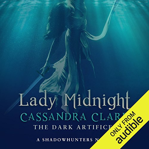 Lady Midnight: A Shadowhunter Novel audiobook cover art