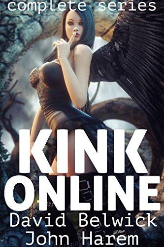 KINK Online - The Complete Series: A LitRPG Harem Adventure