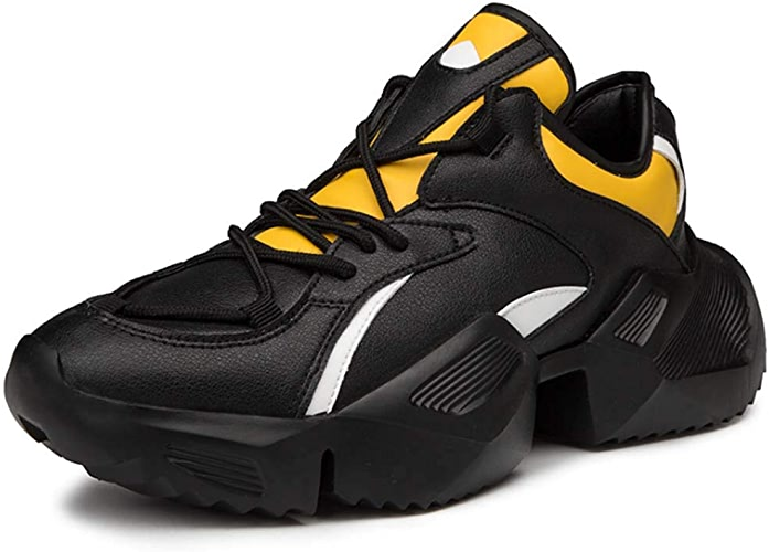 FGFKIJ Hommes paniers, Chaussures de Trekking imperméables Sports de plein air Glide Preuve Bottes de randonnée imperméable Trekking AmortisseHommest Bottes de randonnée