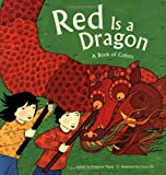 Red is a dragon colors picture book for Chinese New Year preschool