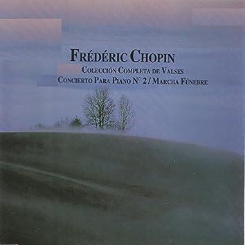 Frédéric Chopin - Colección Completa de Valses