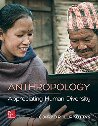 Loose Leaf for Anthropology: Appreciating Human Diversity