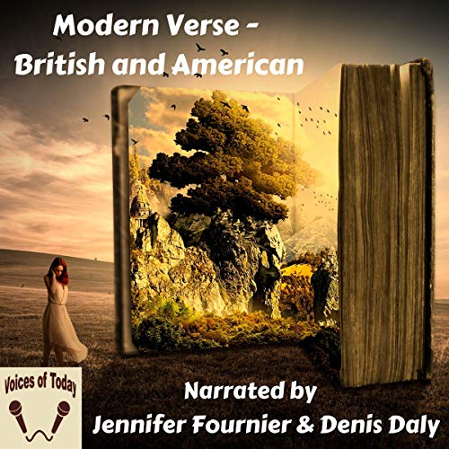 Modern Verse - British and American Titelbild