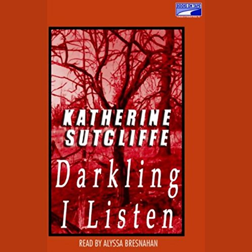 Darkling I Listen audiobook cover art
