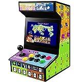 Arcade Spielautomat, Retro Arcade Spielmaschine mit 10,1' LCD Farb Display,eingebautem Lautsprecher...