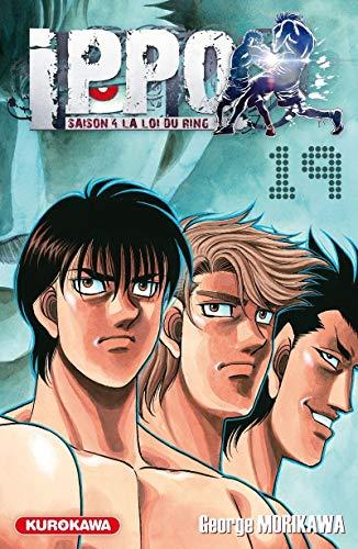 Ippo - saison 4, La loi du ring - tome 19 (19)