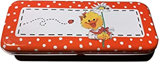 Suzy's Zoo Rollerball Pen with Tin Box (Yellow)