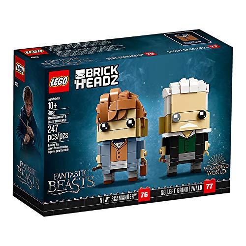 LEGO BrickHeadz 41631 - Newt Scamander und Gellert Grindelwald