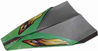 紙飛行機専用紙 ハイタカジャイロ(緑)