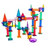 PicassoTiles Marble Run 150-Piece...