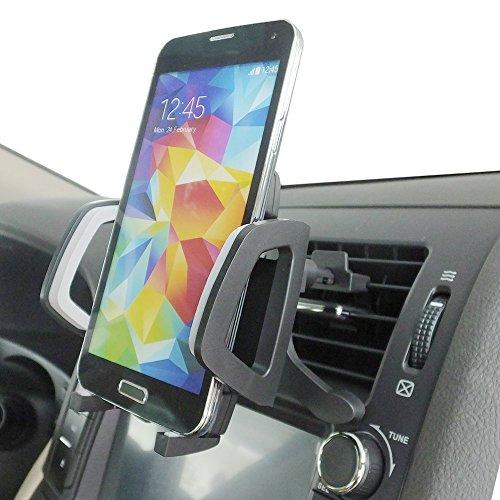 Demarkt–iPhone Soporte Auto Soporte de coche para móvil, Gris