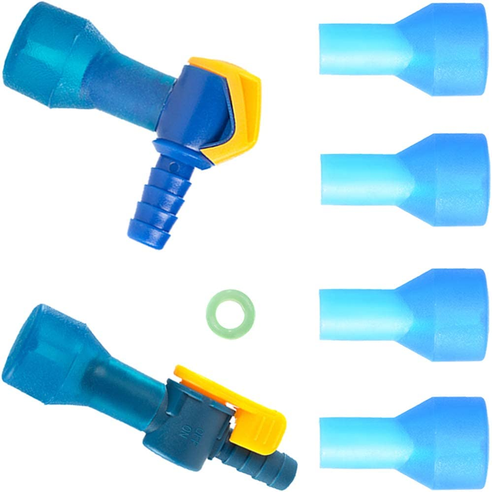J.CARP Max 61% OFF ON-Off Switch Bite Valve for Tube Replacement Wate Nozzle Omaha Mall