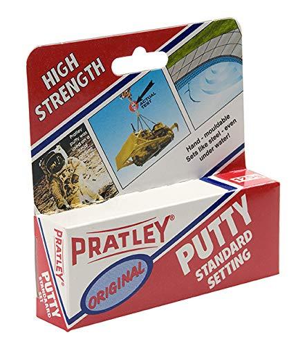 2 x Pratley Original Waterproof Epoxy Putty 125g