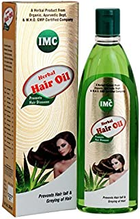IMC Herbal (International Marketing Corporation) Herbal Hair Oil- 200Ml