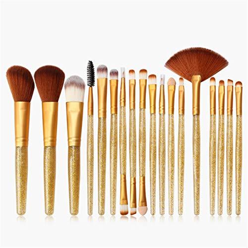 HONG-YANG 15 Stücke Make-Up Pinsel Set Professionelle Anfänger Nagel Set Schönheit Make-Up...
