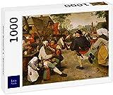 Lais Puzzle Pieter Bruegel el Viejo - Danza Campesina 1000 Piezas