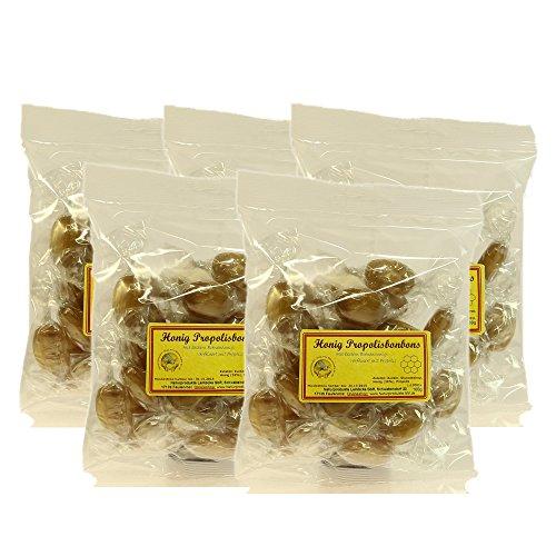 5x100g Propolis Honig Bonbons Propolisbonbons