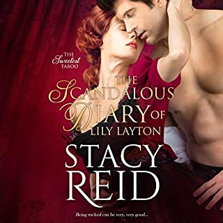 The Scandalous Diary of Lily Layton audiobook cover art