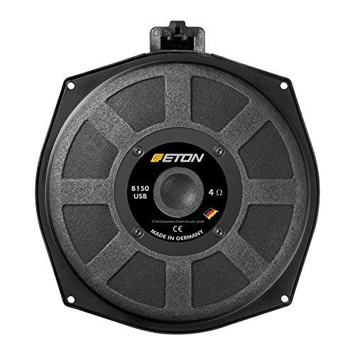 ETON B150 Bass Lautsprecher / Subwoofer - Kompatibel mit BMW 5er E60 E61 F10 F11 3er E90 E91 E92 E93 F30 F31