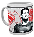 DC Comics 'Batman Vs Superman, False God' Mug, Multi-Colour