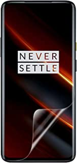 Celicious Vivid Flex Invisible Glossy 3D Screen Protector Film Compatible with OnePlus 7T Pro 5G McLaren [Pack of 3]