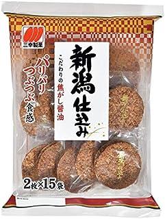 三幸製菓 新潟仕込み 30枚×12袋