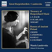 Great Harpsichordists