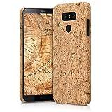 kwmobile Funda Compatible con LG G6 - Carcasa Protectora para teléfono móvil - Cover Trasero...