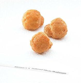 McCain Golden Crisp Fryersaver Battered Whole Mushroom - Appetizer, 2 Pound -- 6 per case.