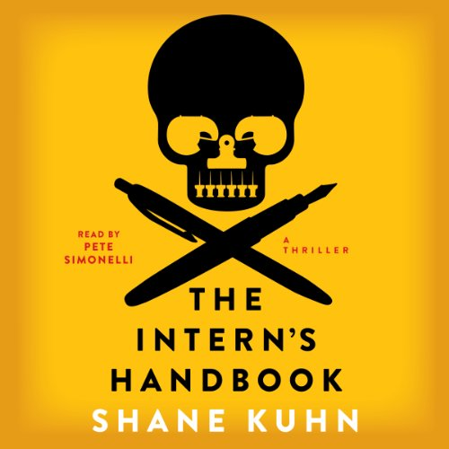 The Intern's Handbook audiobook cover art