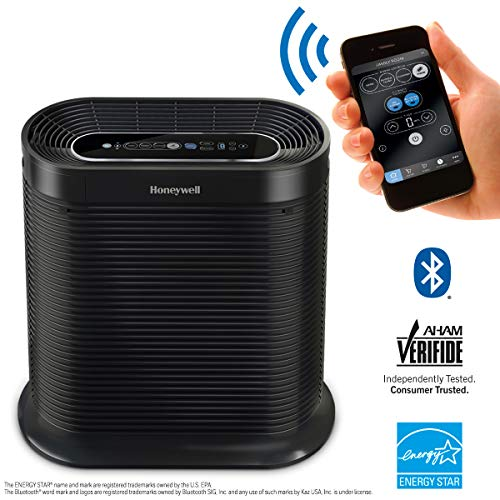 Honeywell HPA250B Bluetooth Smart True HEPA Allergen Remover