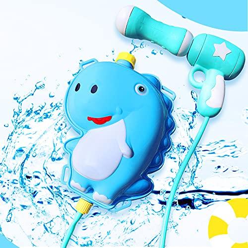 Water Guns for Kids,Squirt Gun Backpack Water Blaster Super Soaker...