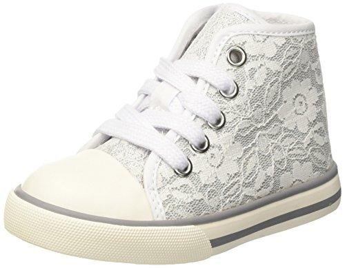 Chicco Cremina, Sneakers Garçon bébé Fille, Blanc Cassé (Bianco), 27 EU