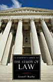 Image of A Student's Guide to the Study of Law (ISI Guides to the Major Disciplines)