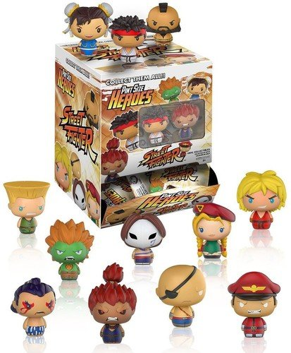 Pint Size Heroes: Street Fighter