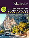 Escapades en camping-car France Michelin 2019
