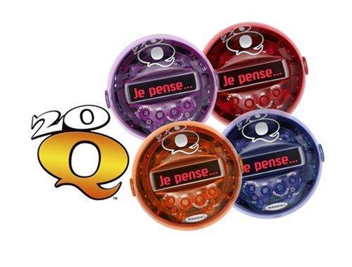 Mattel - Jeux Electronique - 20 Q lit dans tes pensées !