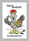HarryKuckuck - Der Schwarzwald ruft (Tischkalender 2021 DIN A5 hoch)