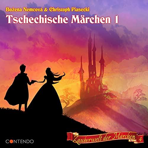 Tschechische Märchen 1 cover art