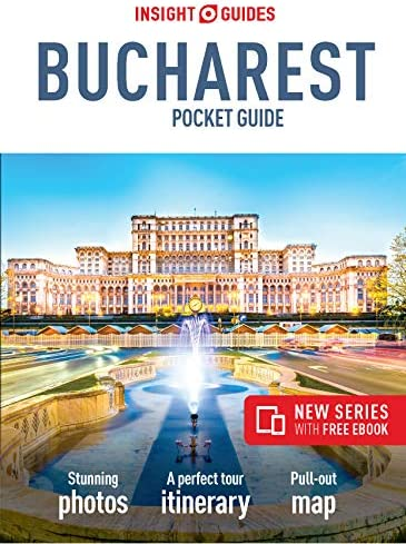 Insight Guides Pocket Bucharest Travel Guide with Free eBook Insight Pocket Guides product image