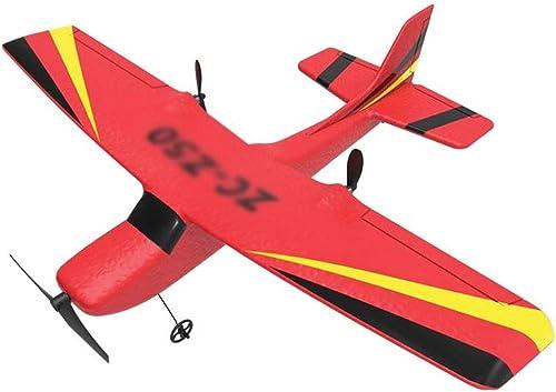 autentico en linea Aviones de Control Control Control Remoto Modelo de navegación de Planeador de Combate de alas fijas Grandes Entrada de Aviones de Control Remoto Resistencia de Aviones no tripulados (Color   rojo)  tienda de ventas outlet