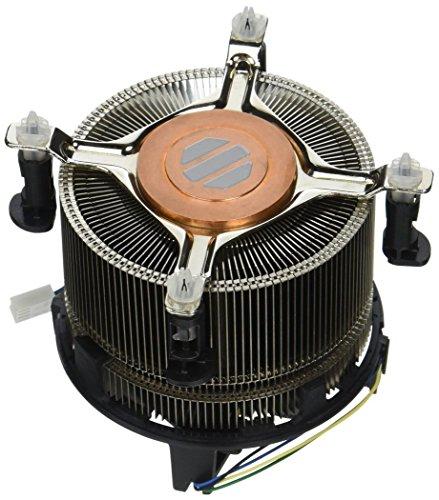 INTEL Active Cooler Heat-Sink with Fixed Fan FOR LGA1151 BXTS15A 944216 INTEL BXTS15A, PROCESADOR, Enfriador, LGA 1150 (ZÓCALO H3), 9,4 CM, 1000 RPM, 3850 RPM